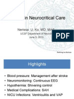 34 - Ko - Update in Neurocritical Care