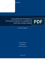 Evaluating the Prospects for Increased Exports of Liquefied Natural Gas from the United States by The Brookings Institution