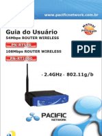 Manual Pacific Router