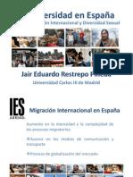 Diversidad en España