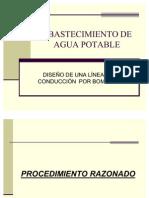 Abastecimiento de Agua Expo Sic Ion Bombeo[1]