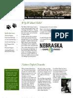 2012 Wildcat Hills Nature Center Programs (2)