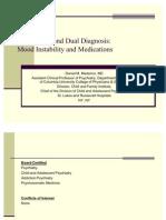 Adolescents Dual Diagnosis 121510