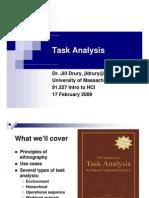 4 Task Analysis2!17!09