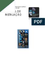 RobSound RS 3BG Manual