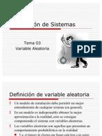 Tema3 Variable Aleatoria
