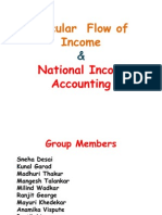 Circular Flow of Income &