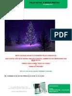 Feliz Natal e Boas Festas Dezembro 2011