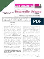 Ecos Del Desarrollo Urbano