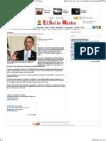 24-01-12 La economía será clave en el discurso presidencial de Obama