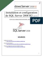Installation de SQL Server 2008 R2 (tuto de A à Z)