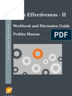 Team Effectiveness II