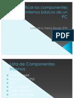Componentes FIB de Un Pc