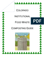 Food Waste Institutional