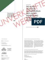 A(u)ktion Unverkaufte Werke