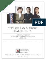 City of San Marcos - Participant Report April 2011 (3)