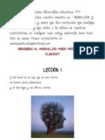 LECCIÓN 1