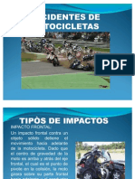 ACCIDENTES DE MOTOCICLETA