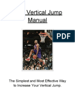 38139842 Free Vertical Jump Training Manual