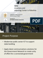 Palestine - Unified Communications FINAL Presentation - 8 Dec 2011