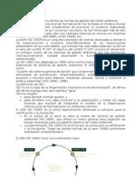 Acerca de ISO 14001