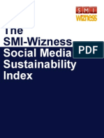 RSE - Social Media Sustainability Report [SMI]
