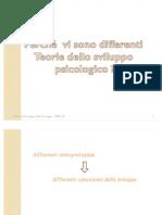 3.Differenti Interpretazioni Dello Sviluppo Psicologico