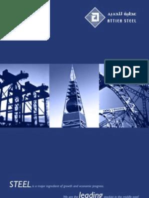 Attieh Brochure (Small FS) | Pipe (Fluid Conveyance) | Sheet Metal