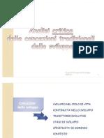 4. Concezioni Dello Sviluppo. Analisi Critica