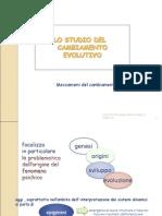 5. Lo Studio Del Cambia Men To Evolutivo_meccanismi Di Sviluppo