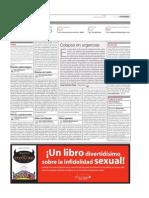 Porros y adolescentes - El Periódico 24 de gener de 2005
