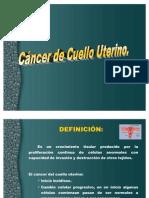 Cancer Ffde Cuello Uterino