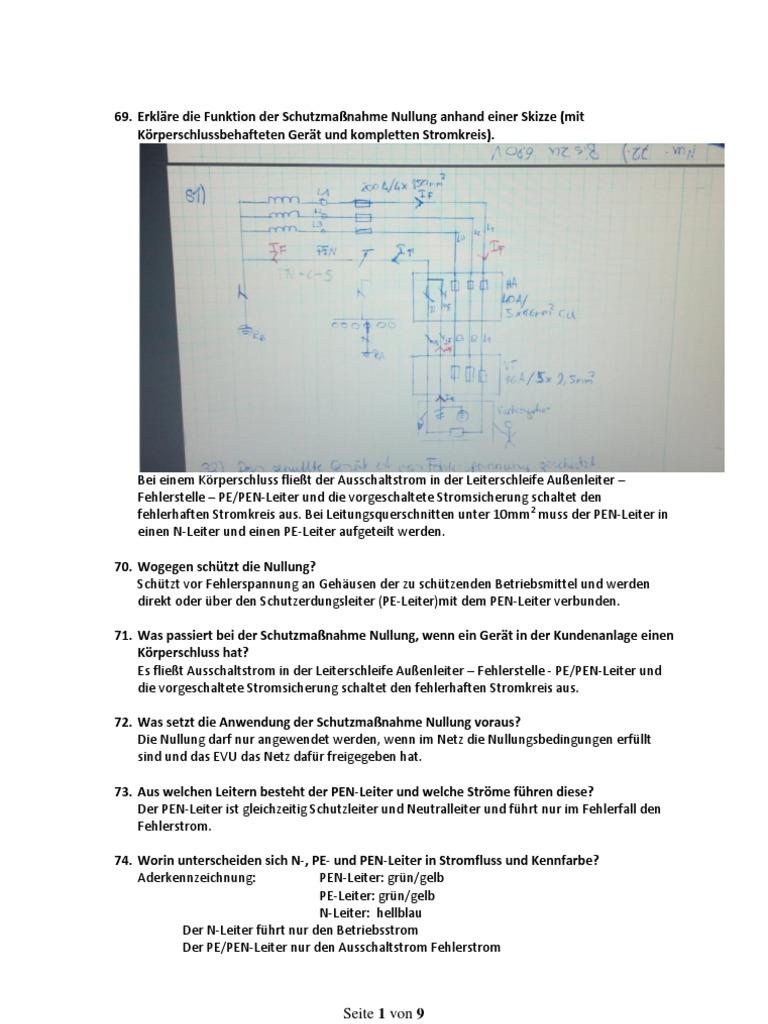 Nett Stromkreis Für Dummies Bilder - Schaltplan Serie Circuit ...
