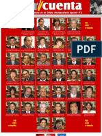 Boletin Electronico Célula Parlamentaria Aprista Nº 03 Nov 2008
