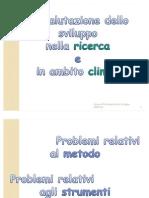 13. La Valutazione Dello Sviluppo Metodo