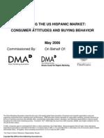 Reaching the US Hispanic Market DMA Study