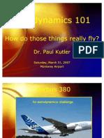 Aerodynamics Seminar