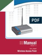 DWL2200AP Manual 110