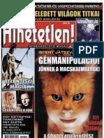 Hihetetlen Magazin 2001 11