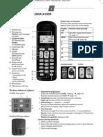 Gigaset AS200 Manual