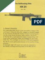 Hk_91 Owners Manual