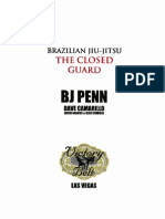 BJ Penn - Closed Guard