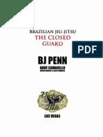 BJ Penn - Closed Guard