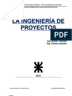 Ing. Del Proyecto 2010