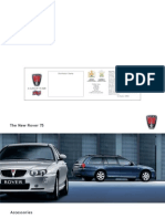Accessories Rover 75