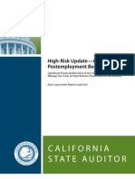 California State Auditor's Report