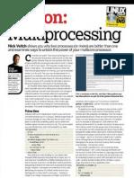 Python Multi Processing - Linux Format