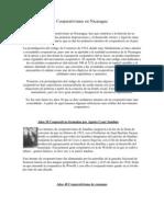 Cooperativismo en Nicaragua