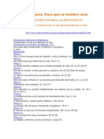 Temas Del Pentateuco