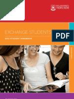 Exchange Students 2012 Handbook